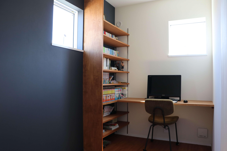 レイアウト 書斎 書斎インテリアのレイアウトアイデア、ワークスペースの作り方やおしゃれな書斎におすすめアイテムまでをご紹介